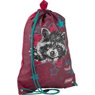Сумка для обуви KITE Education 600S-1 Fluffy Raccoon