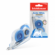 Корректор лента ERICH KRAUSE Arctic White Mini 4,2мм 5м